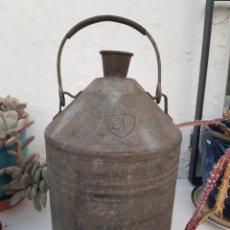Antigüedades: ANTIGUA LATA BP DE 10L. Lote 204721706