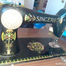 Antigüedades: MAQUINA DE COSER SINGER.1920. Lote 204837198