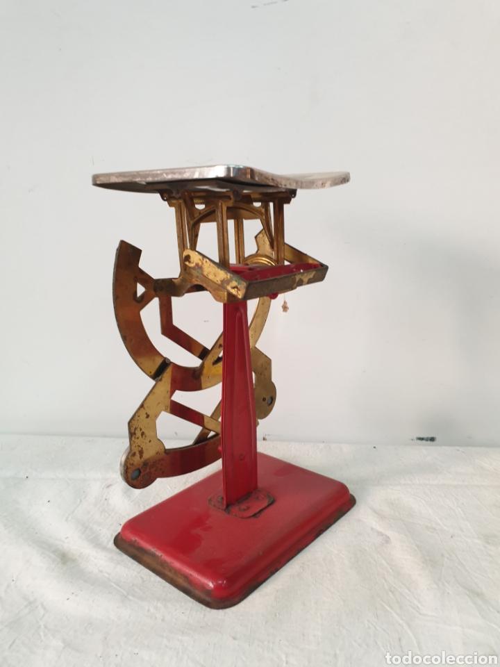 Antigüedades: Balanza pesacartas MYC - Foto 4 - 204972962