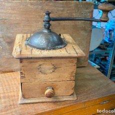 Antigüedades: MUY ANTIGUO MOLINILLO PEUGEOT- FUNCIONANDO. Lote 205098110