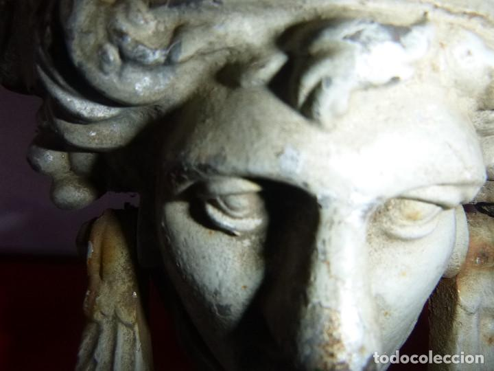 Antigüedades: ANTIGUAS LLAMADORES EN HIERRO FUNDIDO - Foto 3 - 205122961