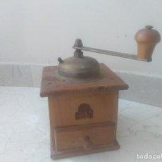 Antigüedades: ANTIGUO MOLINILLO DE CAFE ARMIN TRUSSER. Lote 205136248