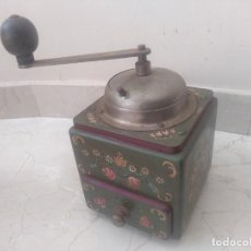 Antigüedades: IMPRESIONANTE MOLINILLO ANTIGUO DIENES. Lote 205146641
