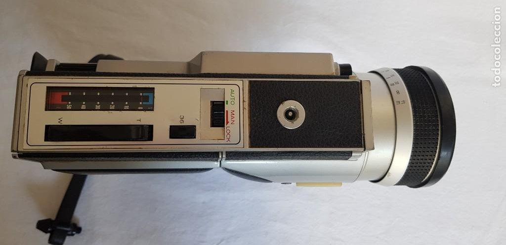 Antigüedades: Tomavistas Sankyo - Super CME 660 - Hi Focus (ver fotos) - Foto 3 - 205165595