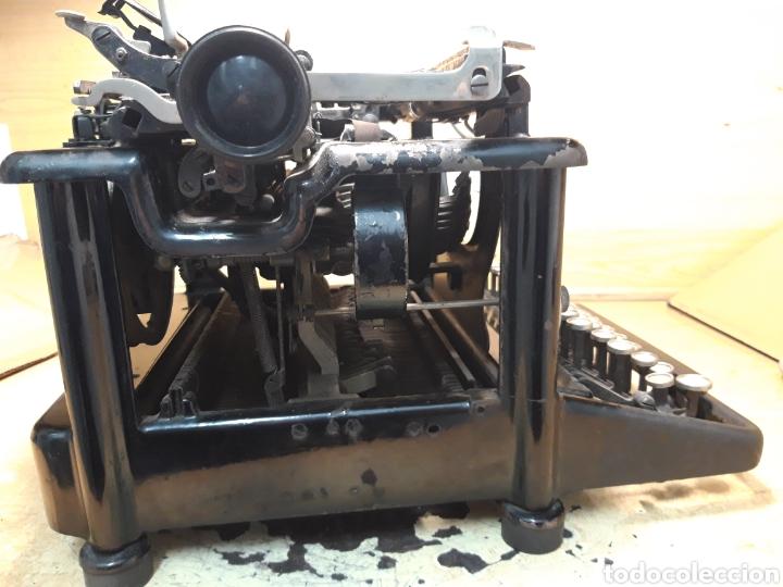 Antigüedades: Ántigua maquina de escribir Remingto 10S - Foto 5 - 205184595