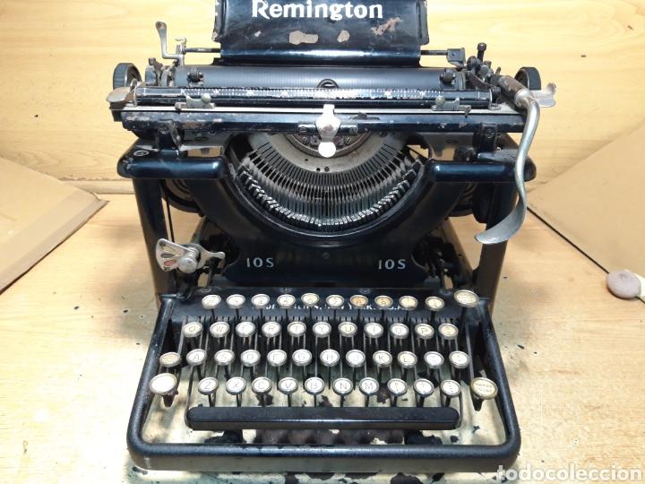 ÁNTIGUA MAQUINA DE ESCRIBIR REMINGTO 10S (Antigüedades - Técnicas - Máquinas de Escribir Antiguas - Remington)