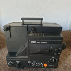 Antigüedades: PROIECTOR EUMIG S932 SUPERSOUND. Lote 205197250