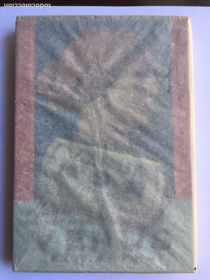 CAJA PRECINTADA CON 100 HOJAS DE AFEITAR MARCA VENUS EXTRA FINA.FILO ANCHO 1942 ESPAÑOLA.VER FOTOGRA (Antigüedades - Técnicas - Barbería - Hojas de Afeitar Antiguas)