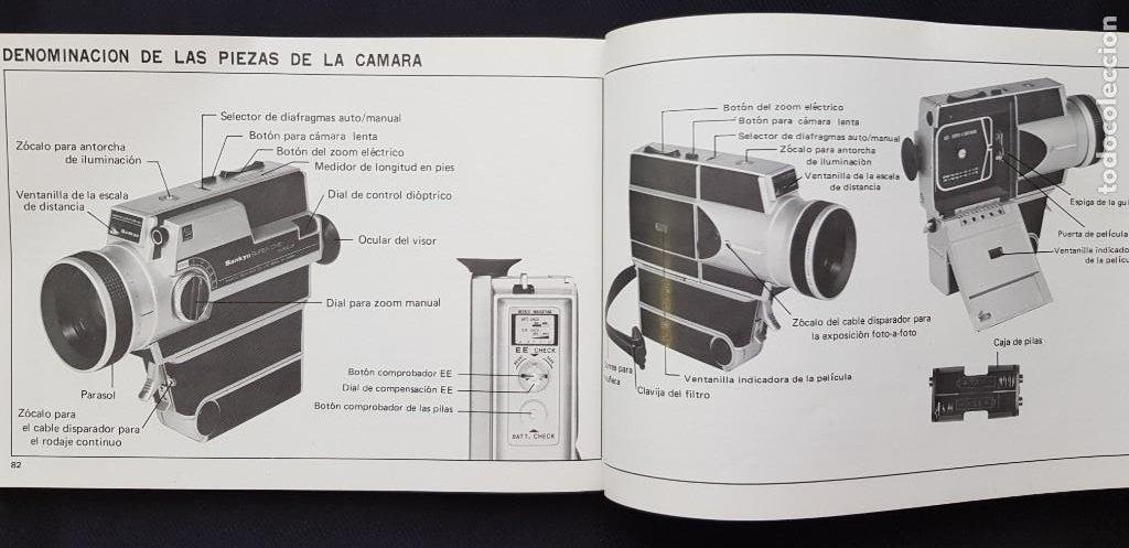 Antigüedades: Tomavistas Sankyo - Super CME 660 - Hi Focus (ver fotos) - Foto 7 - 205165595