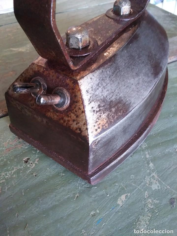 Antigüedades: PLANCHA ELECTRICA - Foto 2 - 205281620
