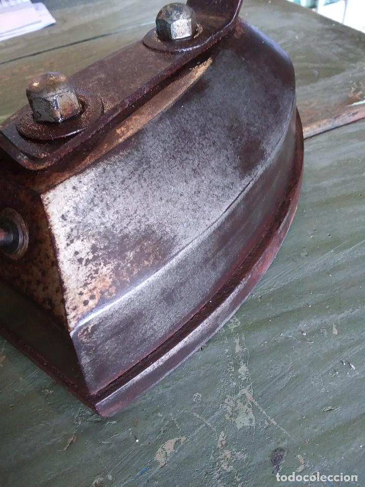 Antigüedades: PLANCHA ELECTRICA - Foto 3 - 205281620