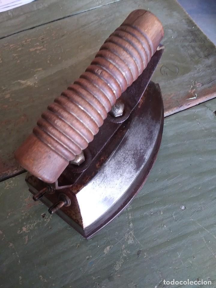 Antigüedades: PLANCHA ELECTRICA - Foto 4 - 205281620