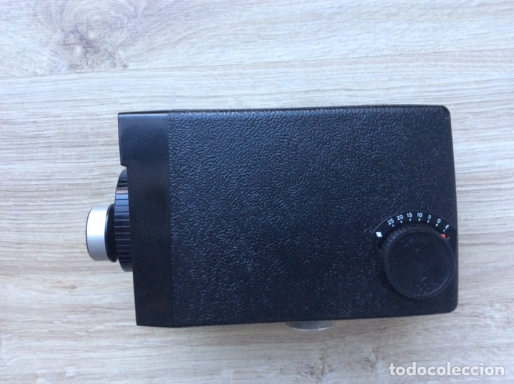 Antigüedades: Cámara Kodak Brownie Fun Saver (USA, c1963) doble8mm, baquelita ó plástico. - Foto 2 - 205318700