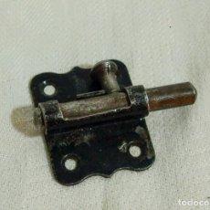 Antigüedades: PESTILLO - 5,5 X 4,3 CMS Y 45 GRS.-. Lote 205347138