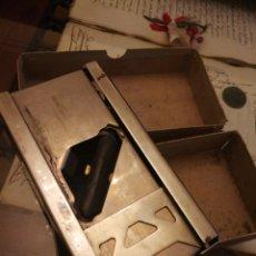 Antigüedades: AFILADOR DE CUCHILLAS DE AFEITAR.. Lote 205403486