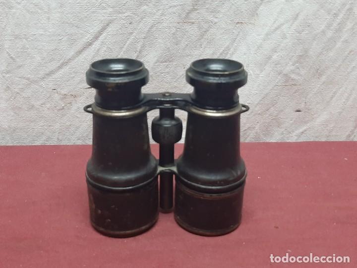 PRISMATICOS J. L NEGAR ARAGO (Antigüedades - Técnicas - Instrumentos Ópticos - Prismáticos Antiguos)