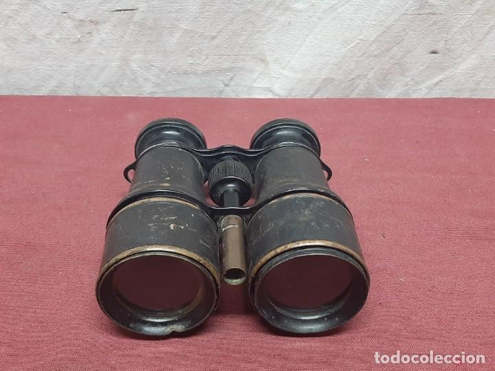 Antigüedades: PRISMATICOS J. L NEGAR ARAGO - Foto 5 - 205405295