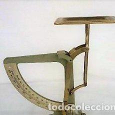 Antigüedades: BALANZA PESA CARTAS MARCA EL GRAMM, POSTAL, CORREOS, PESO, DOBLE ESCALA. Lote 80610926