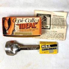 Antigüedades: CEPI-CALLOS IDEAL CON CAJA E INSTRUCCIONES - COMPLETO. Lote 205541536