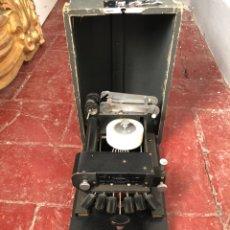 Antigüedades: MAQUINA DE BRAILLE MATRIX INGLESA. Lote 205590018