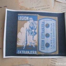 Antigüedades: LEGION EXTRANJERA. Lote 205694283