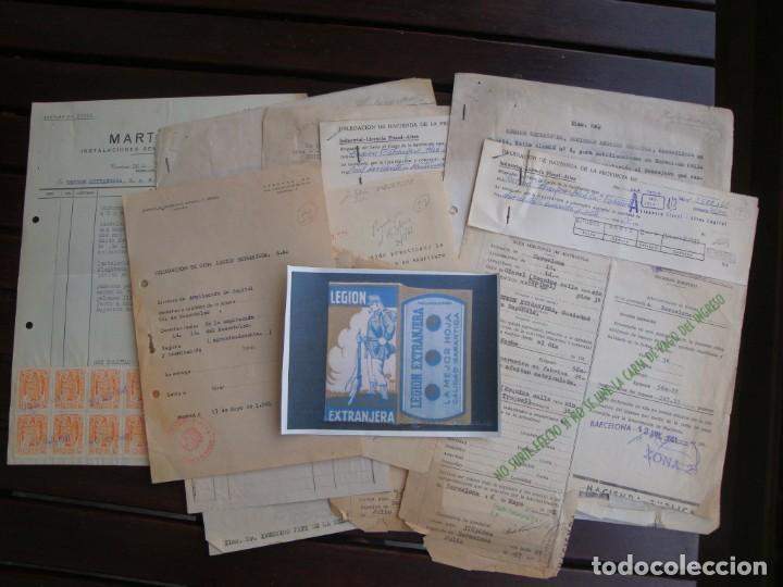 Antigüedades: LEGION EXTRANJERA - Foto 2 - 205694283