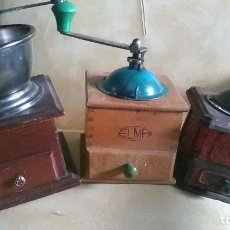Antigüedades: MOLINILLO, LOTE ELMA. Lote 205711705