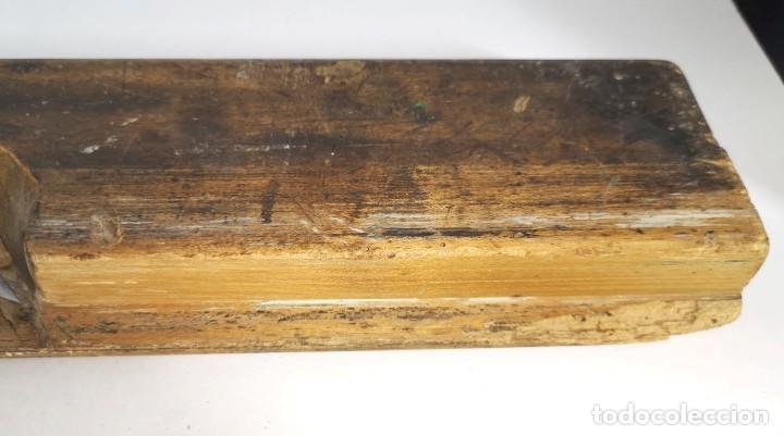 Antigüedades: ANTIGUO CEPILLO DE CARPINTERO - Foto 2 - 205739531