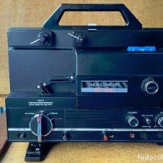 Antigüedades: MAGNON SD-800 PROYECTOR EN CAJA COMO NUEVO. Lote 205747380
