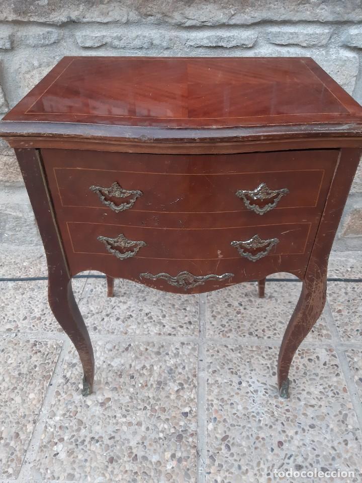 Antigüedades: Máquina de coser alfa 104 - Foto 25 - 205780351