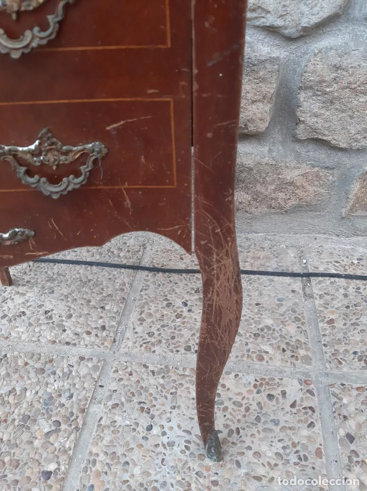 Antigüedades: Máquina de coser alfa 104 - Foto 26 - 205780351