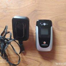 Teléfonos: TELÉFONO MÓVIL MOTOROLA V360V CON CARGADOR ORIGINAL, MUY BUEN ESTADO.. Lote 205814041