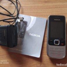 Teléfonos: TELÉFONO MÓVIL NOKIA 2730 CLASSIC, CON CARGADOR Y MANUAL DE INSTRUCCIONES, MUY BUEN ESTADO.. Lote 205818826