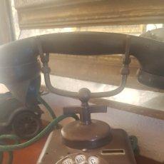 Teléfonos: ANTIGUO TELEFONO PRINCIPIOS SIGLO XX. Lote 205846653