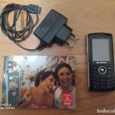 Teléfonos: TELÉFONO MÓVIL SHARP GX17 CON CARGADOR Y MANUAL DE INSTRUCCIONES, FUNCIONA PERFECTAMENTE. Lote 247115150