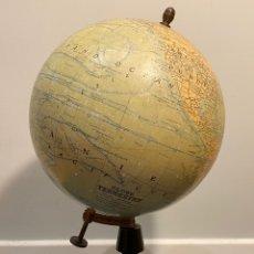 Antigüedades: GLOBO TERRÁQUEO FORREST ANTIGUO. Lote 205870438