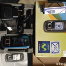 Teléfonos: MOVISTAR NOKIA 2680 SLIDE EN SU CAJA ORIGINAL , BUEN ESTADO - TELEFONO MOVIL RETRO VINTAGE. Lote 205899460