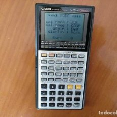 Antigüedades: CALCULADORA CASIO FX-7200G GRAPHIC SCIENTIFIC CALCULATOR FX 7200 G FUNCIONANDO AÑOS 80 PROGRAMMABLE. Lote 206132666