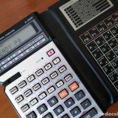 Antigüedades: CALCULADORA CASIO FX-5200P SCIENTIFIC COMPUTER FX 5200 P FUNCIONANDO AÑOS 80 PROGRAMMABLE. Lote 206134977