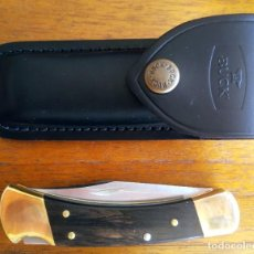 Antigüedades: NAVAJA BUCK 110 FOLDING HUNTER. Lote 206170708