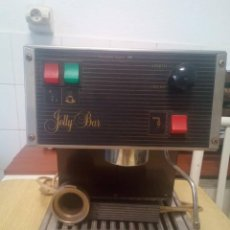Antigüedades: CAFETERRA SAN REMO - JOLLY BAR COFFEE ESPRESSO MAKER. Lote 206277763