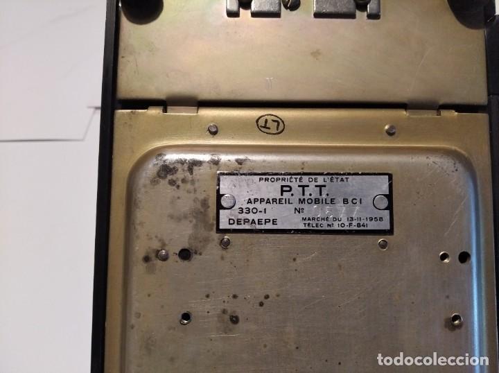 Teléfonos: ANTIGUO TELEFONO FRANCES - Foto 2 - 206372972