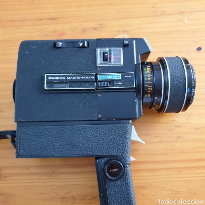 Antigüedades: sankyo macro- focus super MF 606 - Foto 3 - 206388411