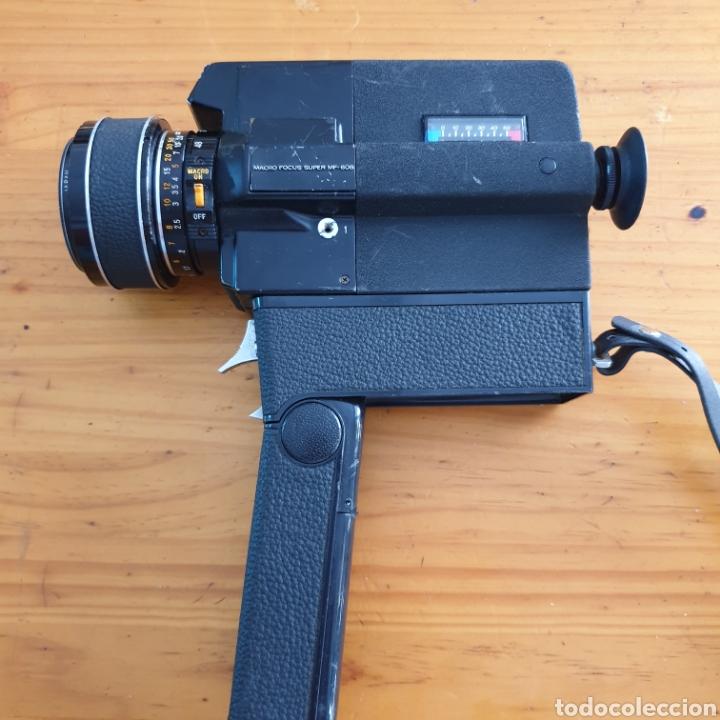 SANKYO MACRO- FOCUS SUPER MF 606 (Antigüedades - Técnicas - Aparatos de Cine Antiguo - Cámaras de Super 8 mm Antiguas)