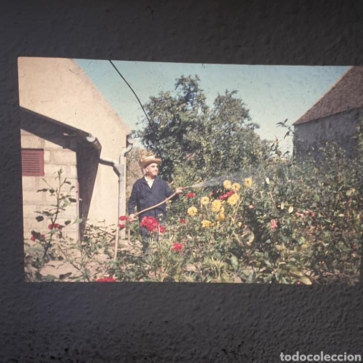 Antigüedades: Vintage Proyector de diapositivas Kindermann diafocus 1500e Kindermann color 2,8/90 mc Germany - Foto 5 - 206390297
