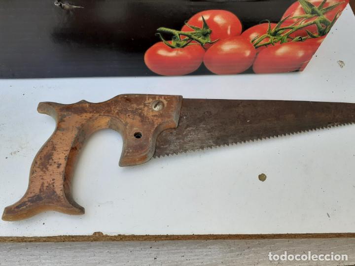 SERRUCHO (Antigüedades - Técnicas - Herramientas Profesionales - Carpintería )