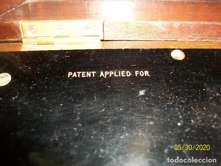 Antigüedades: ANTIGUO APARATO MEDICO-PARA DAR CORRIENTE-INGLES-STANLEY COX LTD-GERRARD S.T - Foto 6 - 206444458