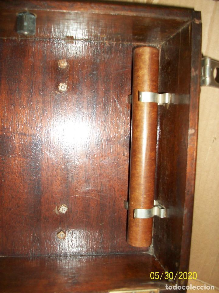Antigüedades: ANTIGUO APARATO MEDICO-PARA DAR CORRIENTE-INGLES-STANLEY COX LTD-GERRARD S.T - Foto 8 - 206444458