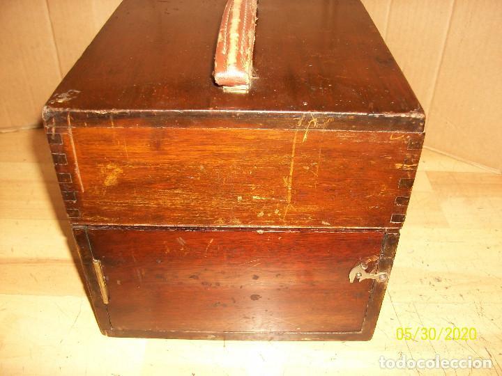 Antigüedades: ANTIGUO APARATO MEDICO-PARA DAR CORRIENTE-INGLES-STANLEY COX LTD-GERRARD S.T - Foto 9 - 206444458