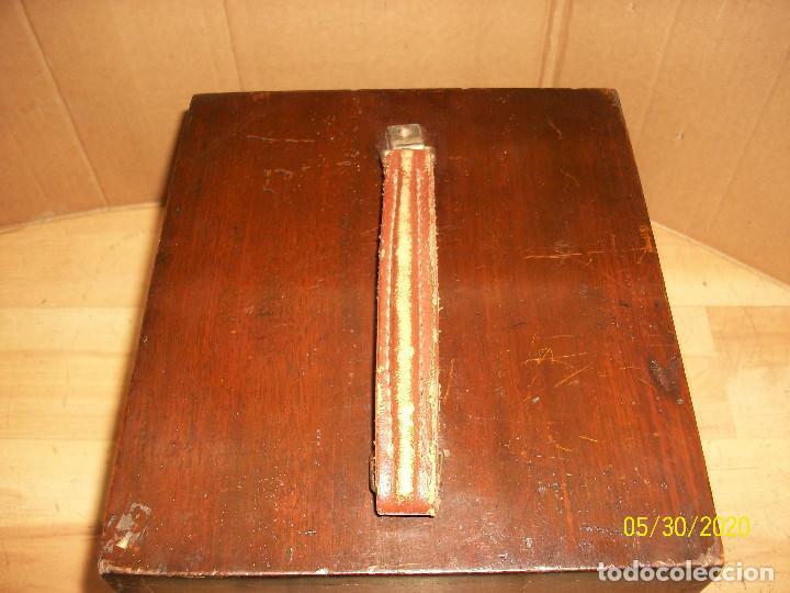 Antigüedades: ANTIGUO APARATO MEDICO-PARA DAR CORRIENTE-INGLES-STANLEY COX LTD-GERRARD S.T - Foto 10 - 206444458